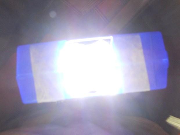 True 800-Lumen Flashlight