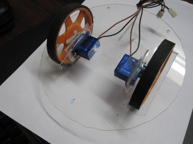 Designing a Robot Chassis