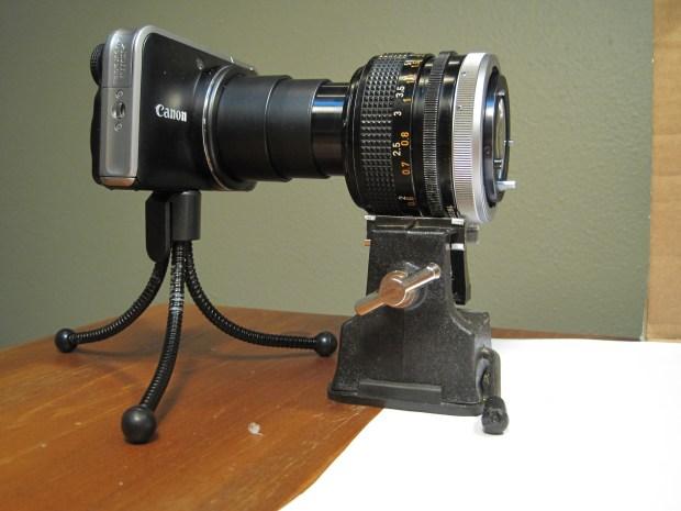 DIY Macro Photography