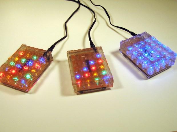 LED Light Brick
