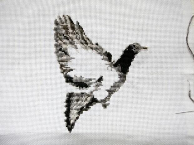 Custom Cross-Stitch Patterns
