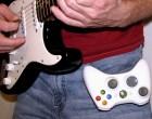 Guitar Strap Gamepad