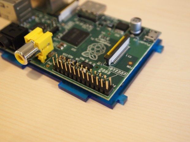 Raspberry Pi Enclosure v1 Assembly