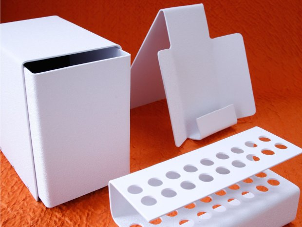 ABS Plastic Fantastic Desk Set