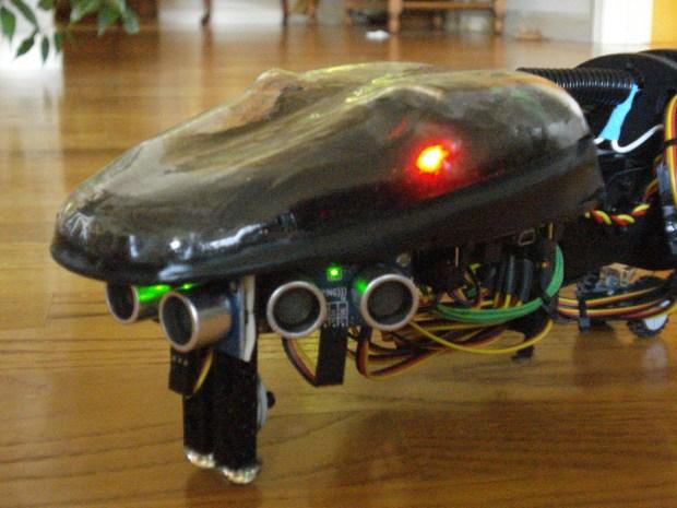 Nagaina The Snake Robot
