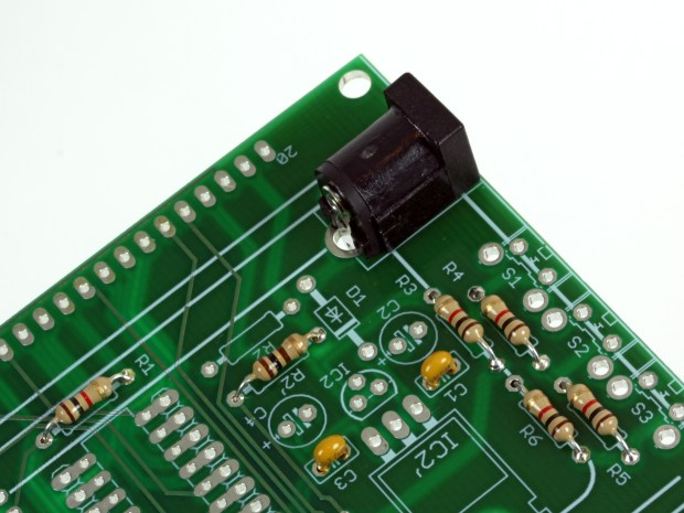 Build a Monochron Clock Kit