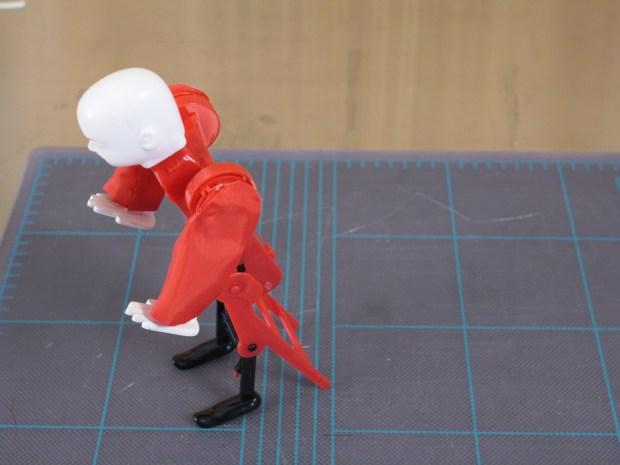 Karakuri Somersault Doll Kit