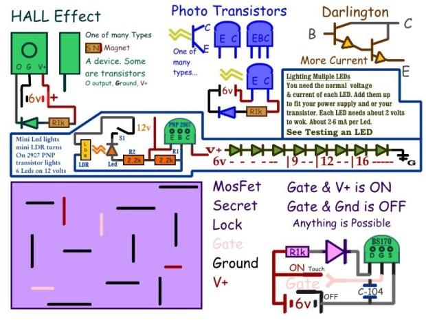 Fun with Transistors
