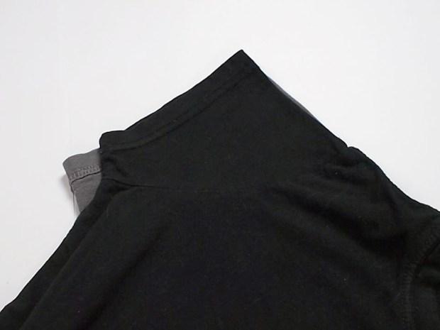 T-Shirt Mod: Boxy to Foxy
