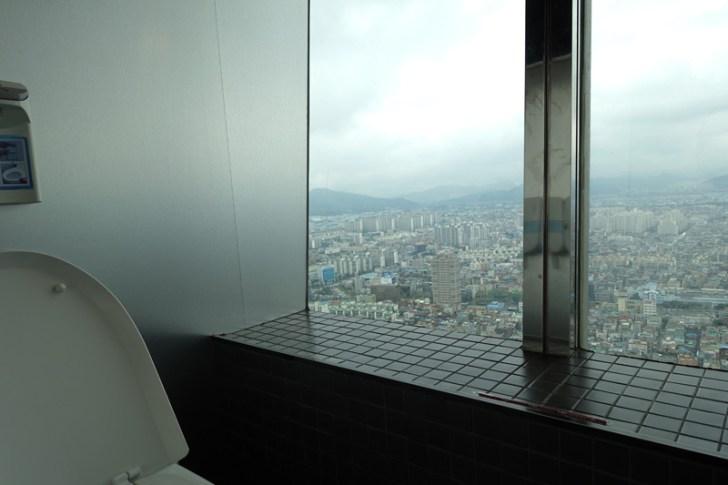 テグ83タワーのトイレ