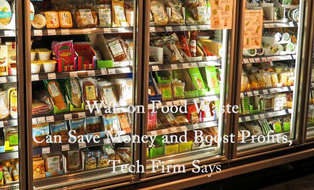 スーパーの食糧品を賞味期限で値段を付ける