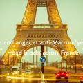フランス暴動・首相が各政党と会話