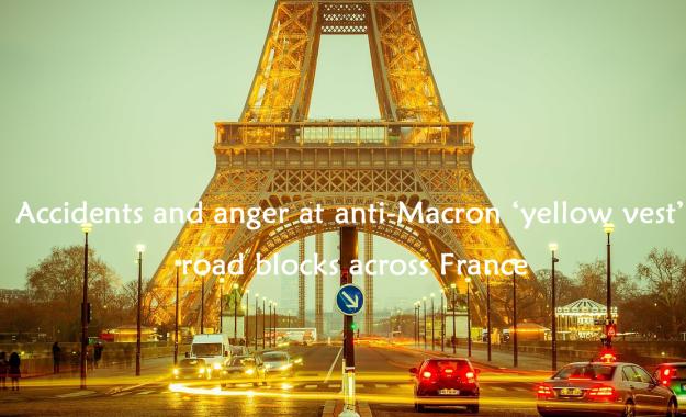 フランスのデモのイメージ