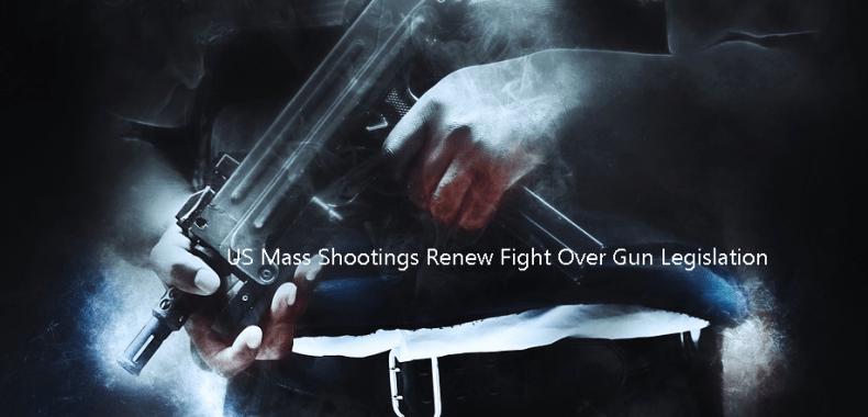アメリカの銃乱射事件
