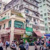 中国の市場の画像