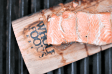 summertime no oven dinner ideas grilled salmon
