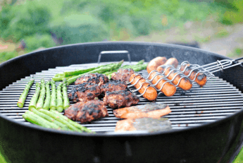 summertime no oven dinner ideas grilling options