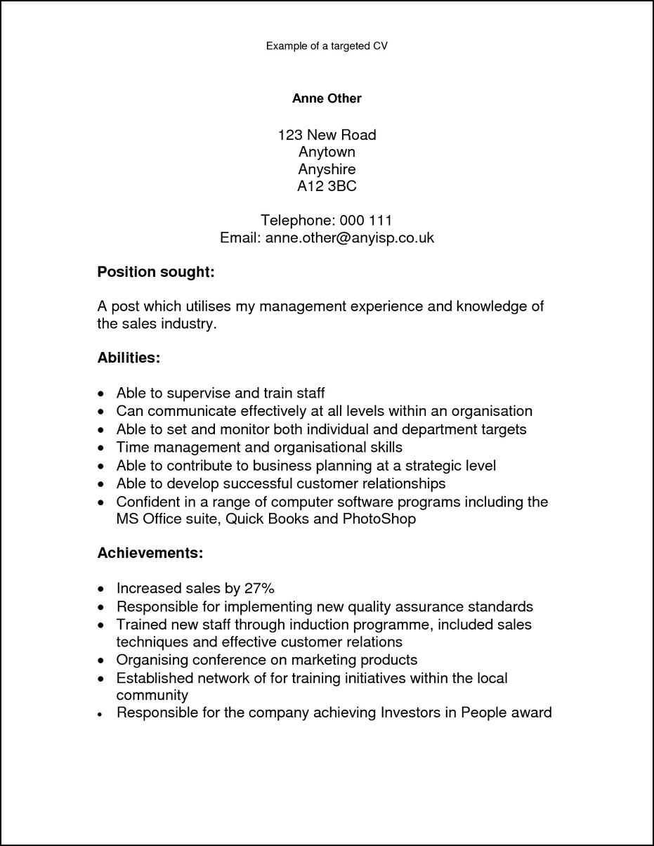 Resume Personality Traits List. list of personal qualities ...