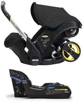 Baby Registry City Checklist - Doona Infant Car Seat & Latch Base