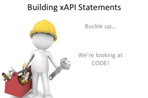 Building xAPI Statements by Anthony Altieri