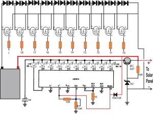 Simple MPPT Circuit Simulating an Incremental Conductance Concept