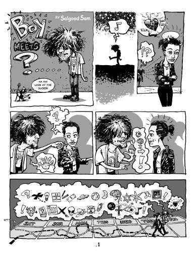 Boy meets ? pg1
