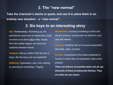 how to build a story 03