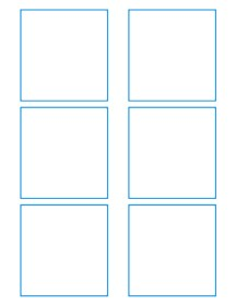 Three panel layout x2