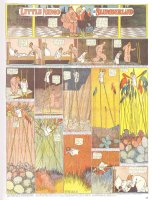 Winsor McCay numbered the panels of Little Nemo 100