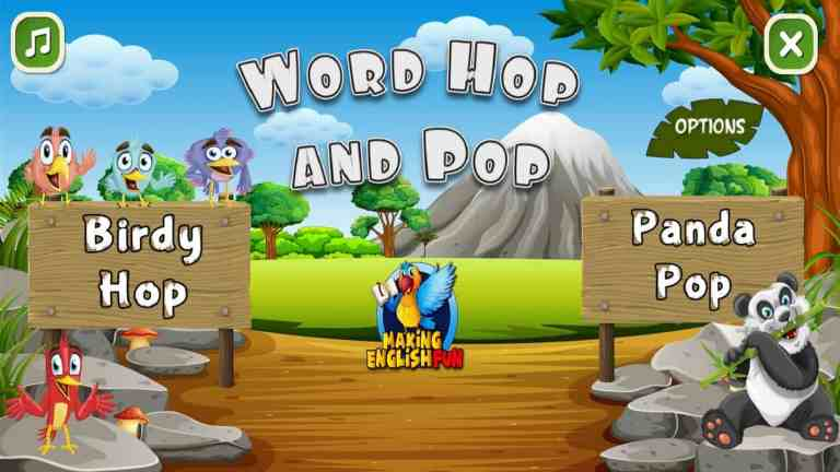 10 of the best Free blends and digraph games online.