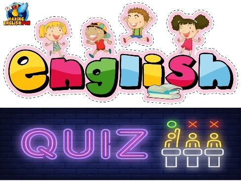 English Game Show Quiz  – PowerPoint classroom game – Topics