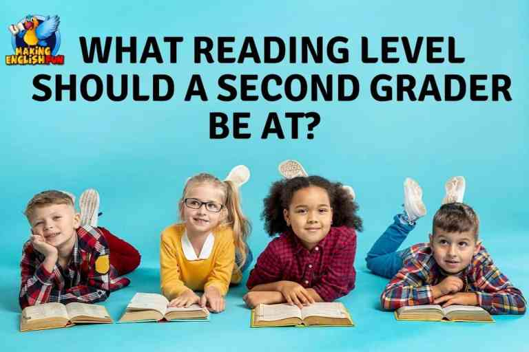 What Reading Level Should a Second Grader Be At?