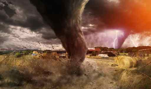 tornado facts for kids