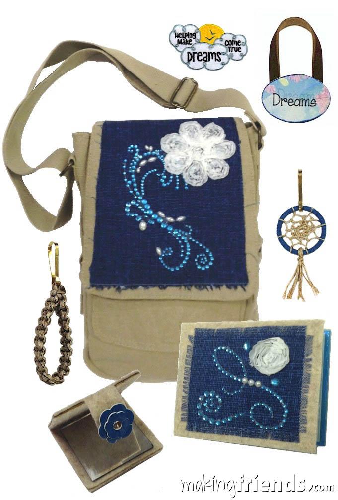 Girl Scout Dream Badge in a Bag via @gsleader411