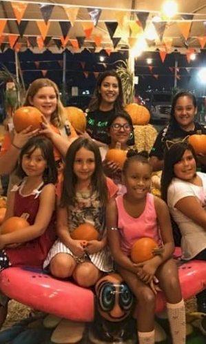 Scouts Pumpkin Picking