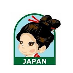 Girl Scout Japan Fun Patch