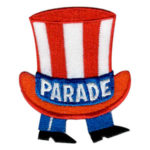 Girl Scout Parade Fun Patch