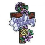 Girl Scout Sunday Fun Patch