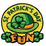 St. Patrick's Day Fun Patch