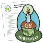 Girl Scout Birthday