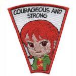 Girl Scout Superhero Fun Patch