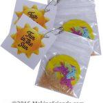 Girl Scout Fun in the Sun SWAP