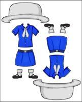 Superhero Prudence's Girl Guide Uniform for Madagascar