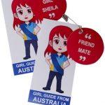 Australia Girl Scout SWAP