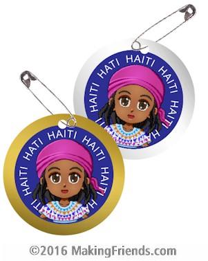 Haiti Thinking Day SWAPs