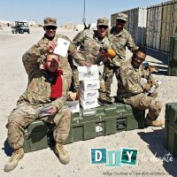 girl scouts diy to donate military care packages