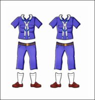 Greece Girl Guide Uniform for Thinking Day