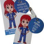 Greece Girl Scout SWAP