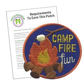 Campfire Fun Patch Program®
