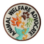 Animal Welfare Advocate Scout Patch